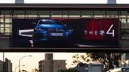 悉尼北部Mosman全动态LED电子广告屏
