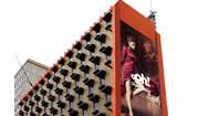 澳大利亚墨尔本伯克街购物中心(Bourke Street Mall)巨型广告牌