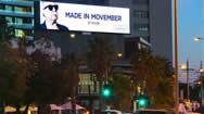 墨尔本圣基尔达楼体LED广告牌招商