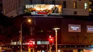 布里斯班CBD乔治国王广场电子屏